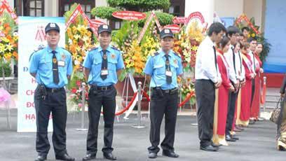 Dịch vụ bảo vệ KCN Biên Hòa Đồng Nai