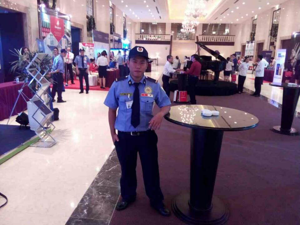 Bảo vệ Kiên Long Sài Gòn và sự khách biệt